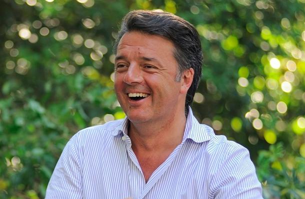 Matteo Renzi contro tutti, come Pierino