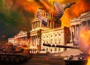 Usa: dopo Capitol Hill si temono scenari apocalittici