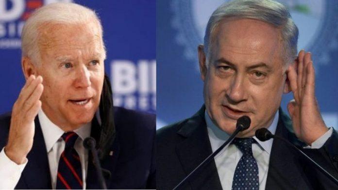 Usa: Biden gela le relazioni con Israele