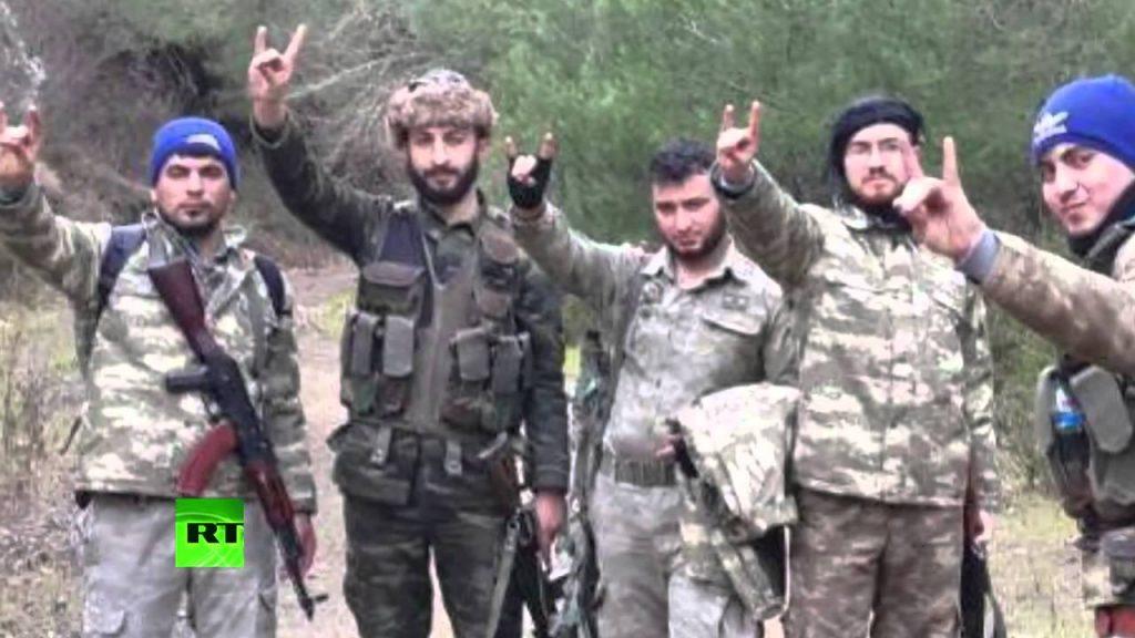 Ucrania y Turquía crean la Brigada Islámica Internacional contra Rusia