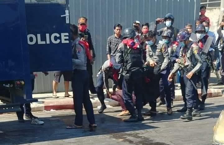 Myanmar: dichiarata la legge marziale in alcune zone del Paese