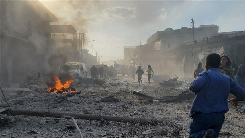 Siria: esplode autobomba ad Al-Bab