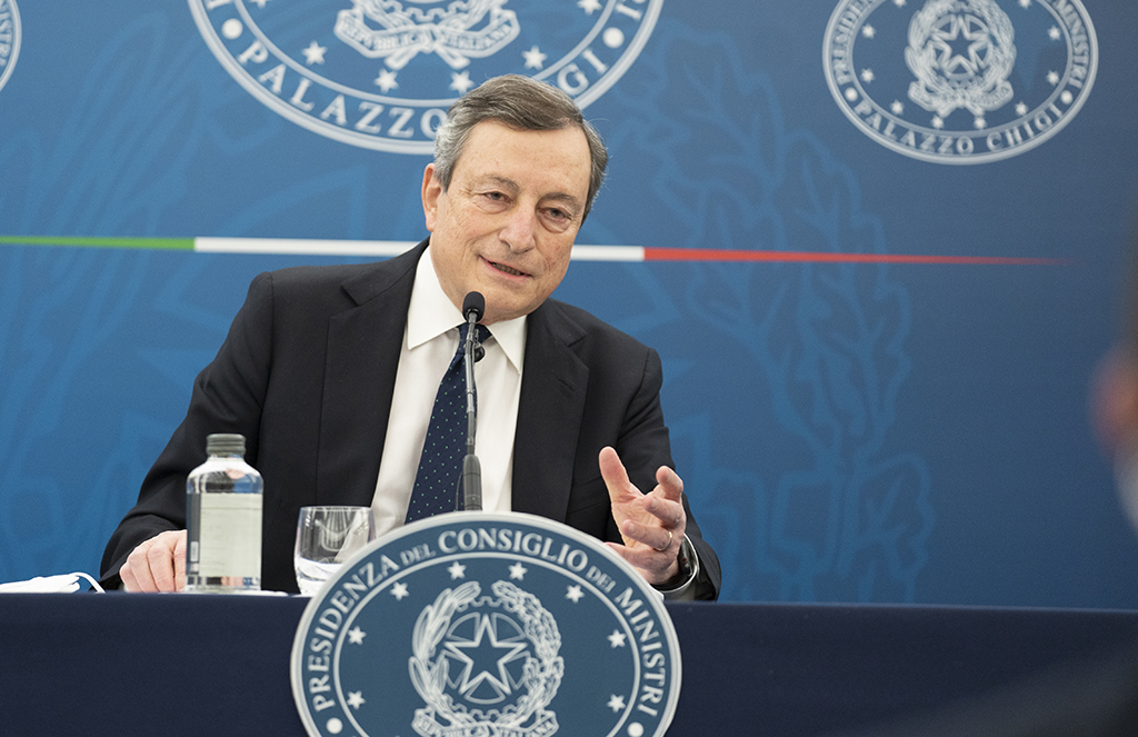 Draghi si imbarca per la Libia: c'è già stato Di Maio, ma….