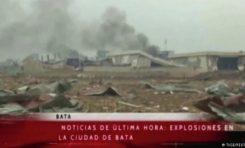 Esplosioni in Guinea equatoriale: almeno 20 morti