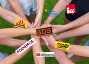 I legami dei partiti indipendentisti della Catalogna con i gruppi islamisti del BDS antisemita e anti-israeliano
