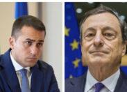 Draghi spedisce Di Maio negli Usa: basta amoreggiare con i regimi