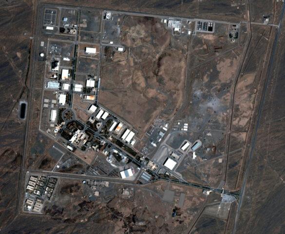 Iran: la centrale nucleare di Natanz spaventa il Medio oriente