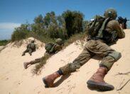 Medio Oriente: la riscossa di Israele parte... da terra
