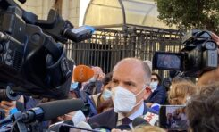 """Letta al Ghetto: da """"FreePalestine"""" a """"Tutti con Israele"""", che a Roma le elezioni eccole"""