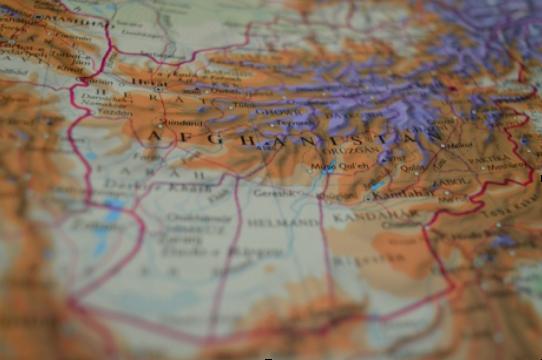 El conflicto de Afganistán. Los Talibán