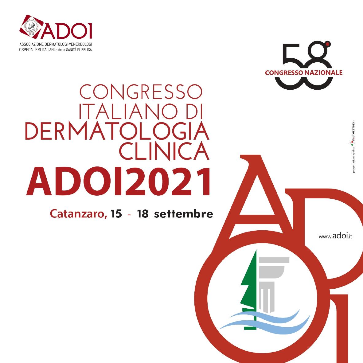 Salute: al via in Calabria il 58simo congresso nazionale di Dermatologia Clinica