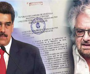 """L'ex spia accusa il M5S: """"Finanziato da Chavez"""""""